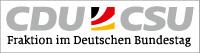 Wortbildmarke der CDU/CSU-Bundestagsfraktion