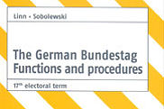 The German Bundestag - functions and procedures