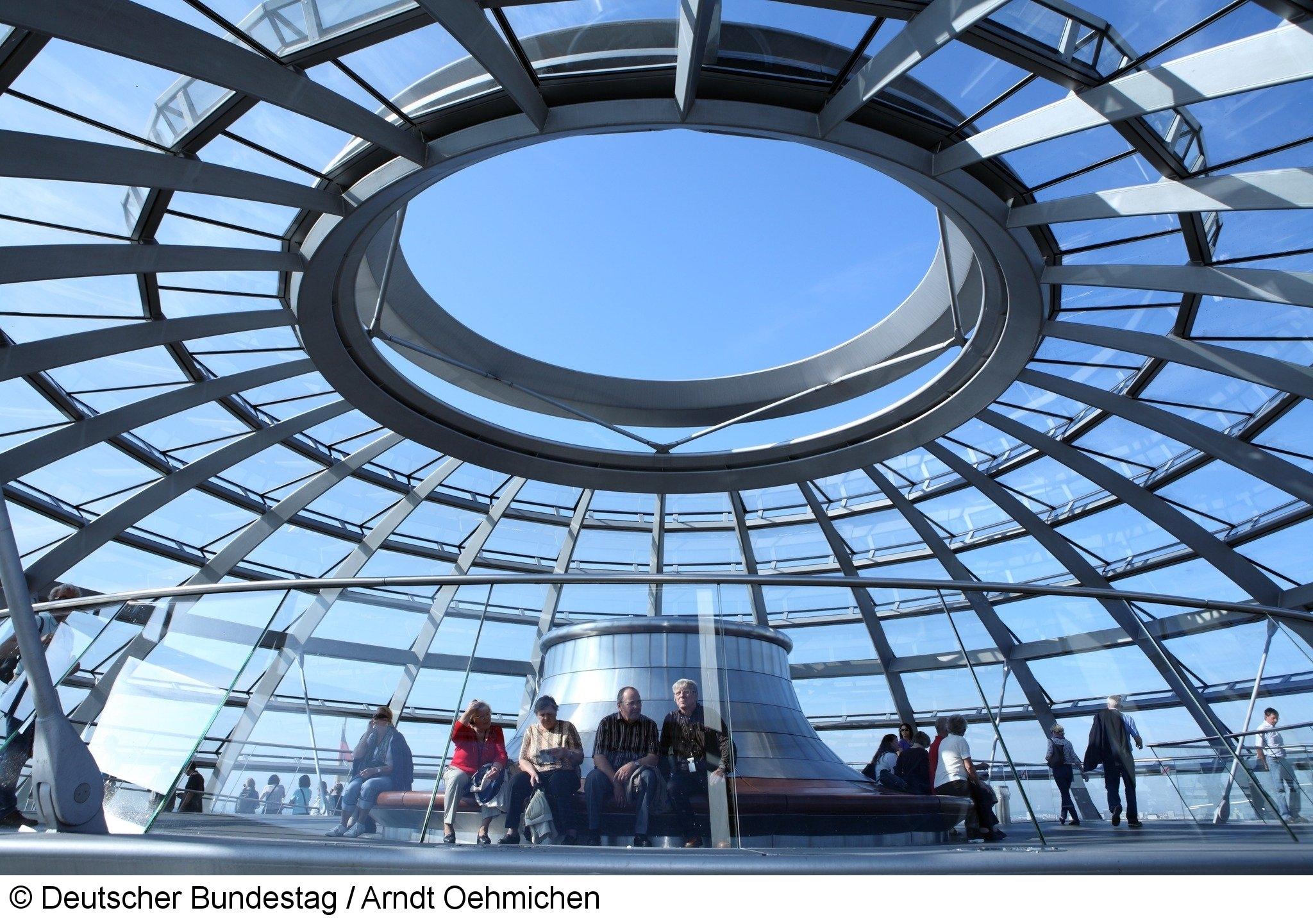 Deutscher Bundestag - Besuchen Sie den Deutschen Bundestag  Deutscher Bunde...
