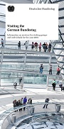 Flyer: Visiting the German Bundestag