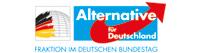 Wortbildmarke der AfD-Bundestagsfraktion