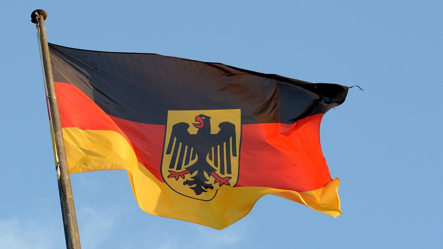 German Bundestag The Federal Eagle