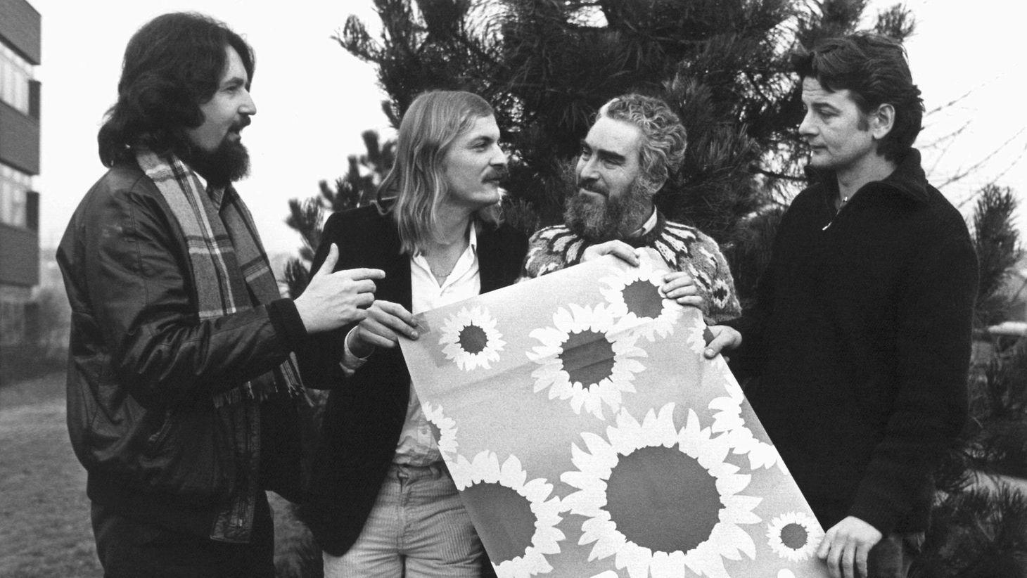 Resultado de imagen de gruenen 1980 wahlen