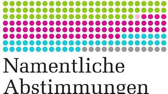 Deutscher Bundestag - Die Beschlüsse des Bundestages am 27. und 28. Juni