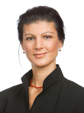 Dr. Sahra Wagenknecht