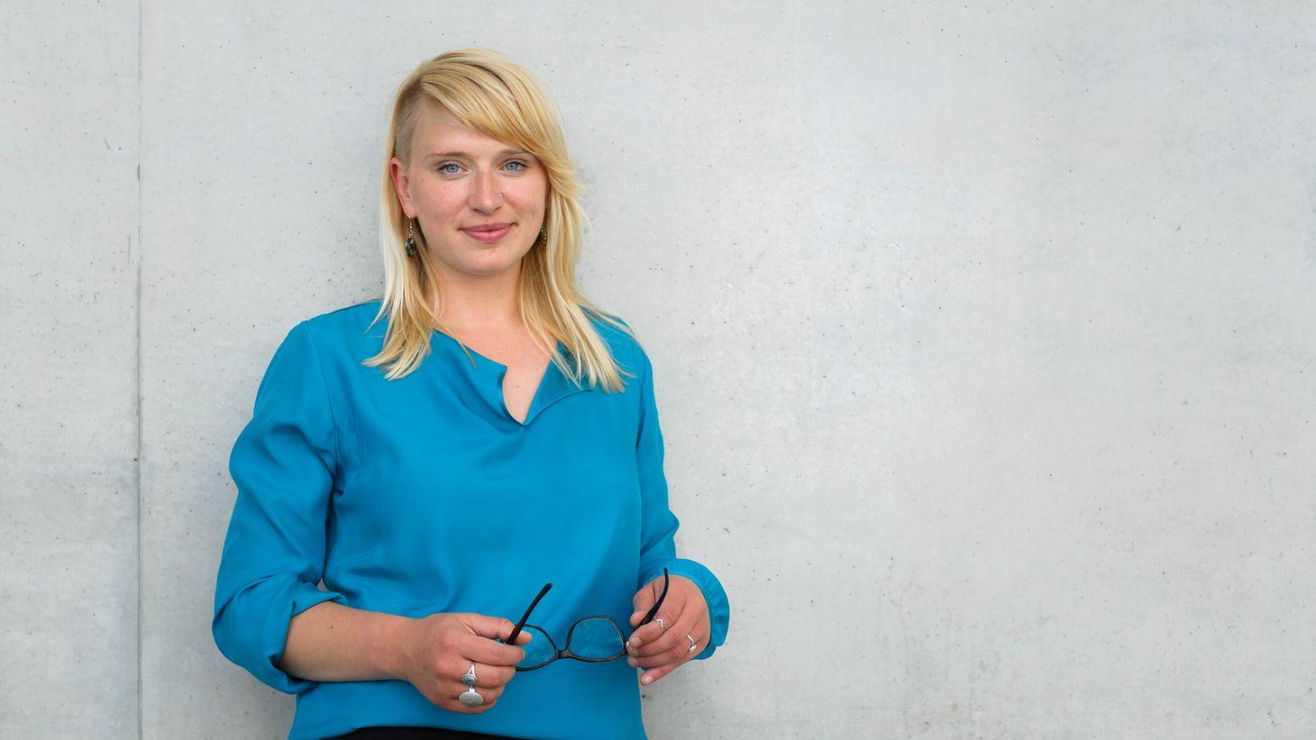 Deutscher Bundestag - Islamwissenschaftlerin aus Kiel: Luise Amtsberg