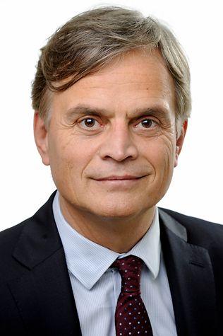 Deutscher Bundestag - Dr. Bernd Baumann