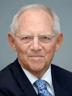 Wolfgang Schauble Wikipedia