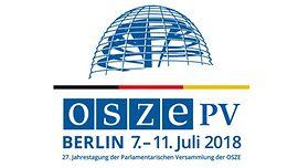 Die 27. Jahrestagung der OSZE PV findet in Berlin statt.