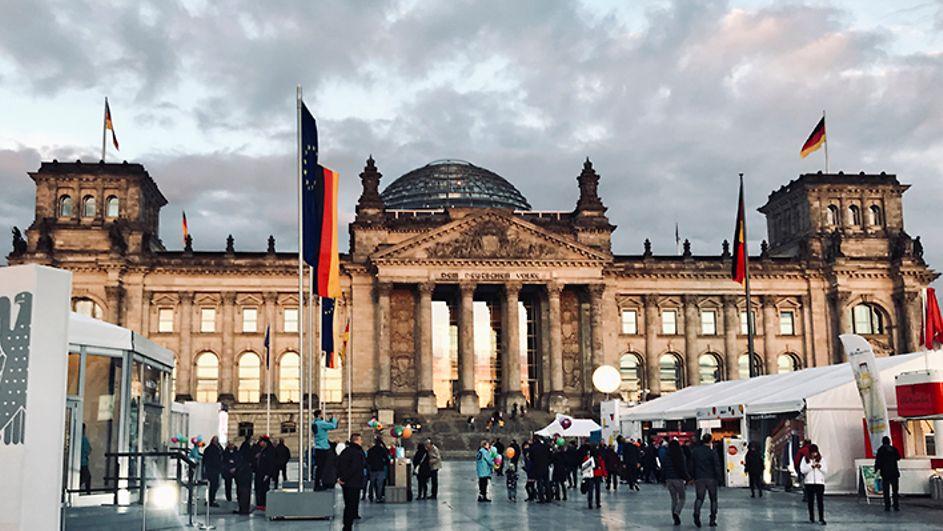 Die Rede des Bundesratspräsidenten und  Regierenden Bürgermeisters von Berlin, Michael Müller, am 3. Oktober 2018 zum Festakt anlässlich des Tags der Deutschen Einheit in der Berliner Staatsoper.