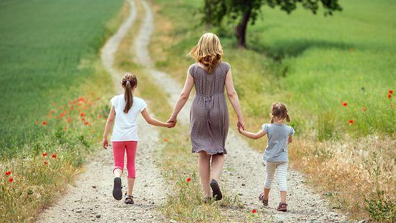Die Sachverständigen bewerteten das sogenannte Wechselmodell bei der Kinderbetreuung getrennter Eltern.